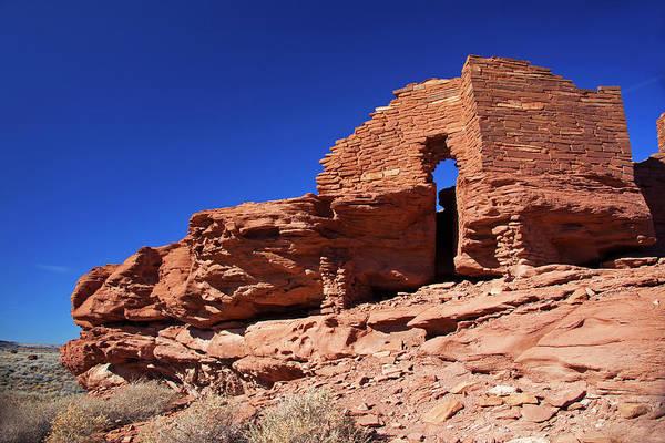 Wupatki Photograph - Usa, Arizona, Wupatki by Kymri Wilt