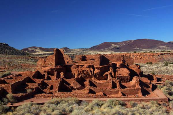 Wupatki Photograph - Usa, Arizona, Wupatki National Monument by Kymri Wilt