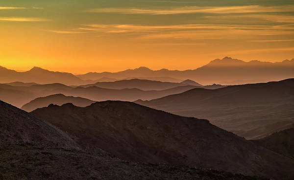 Death Valley Photograph - Usa, California, Death Valley National by George Theodore