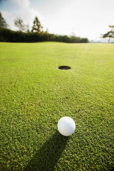 Golf Course Photograph - Usa, California, Mission Viejo, Golf by Erik Isakson