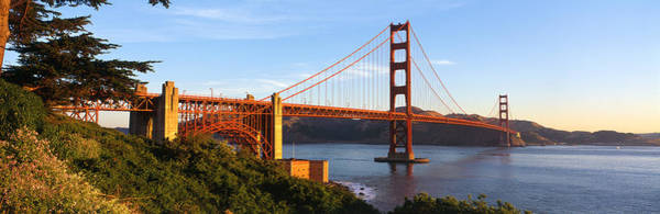 Suspended Photograph - Usa, California, San Francisco, Golden by Panoramic Images
