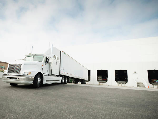 Anas Photograph - Usa, California, Santa Ana,truck by Erik Isakson