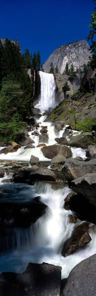 Vernal Fall Photograph - Usa, California, Yosemite Park, Vernal by Panoramic Images