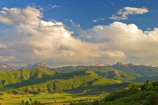 Bosque Del Apache Photograph - Usa, Colorado, Aspen, Old Snowmass by Jaynes Gallery