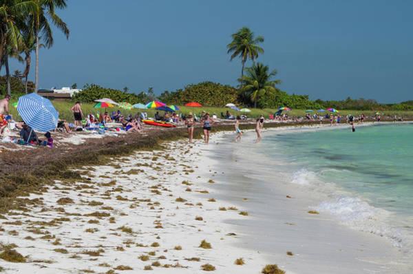 Bahia Honda Photograph - Usa, Florida, Big Pine Key, Bahia Honda by Charles Crust