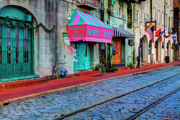 Wall Art - Photograph - Usa, Georgia, Savannah, Historic by Joanne Wells