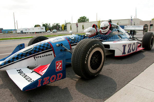 Facilities Photograph - Usa, Indiana, Indianapolis Motor by Lee Foster