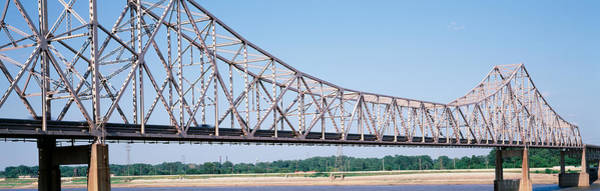 Mississippi River Photograph - Usa, Missouri, St. Louis, Martin Luther by Panoramic Images