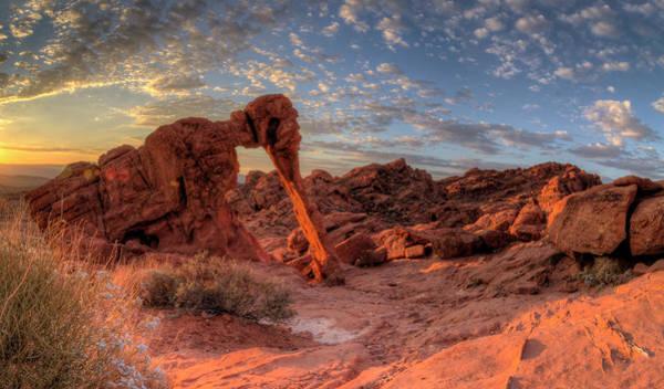 Wall Art - Photograph - Usa, Nevada, Clark County by Brent Bergherm
