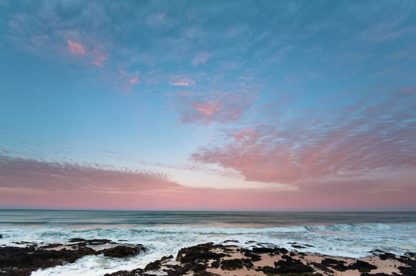 Cape Perpetua Wall Art - Photograph - Usa, Oregon, Lincoln County, View Of by Gary Weathers
