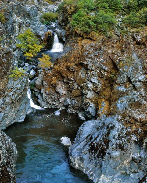 Rogue River Wall Art - Photograph - Usa, Oregon Stair Creek Falls by Jaynes Gallery