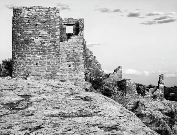 Anasazi Ruin Photograph - Usa, Utah Ruins Of Hovenweep National by Jaynes Gallery
