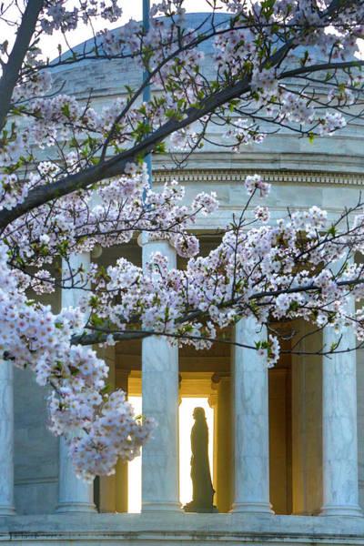Wall Art - Photograph - Usa, Washington Dc, Jefferson Memorial by Hollice Looney