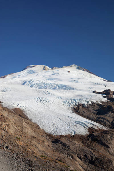 Parks And Recreation Photograph - Usa, Washington State, Mount Baker by Jamie and Judy Wild