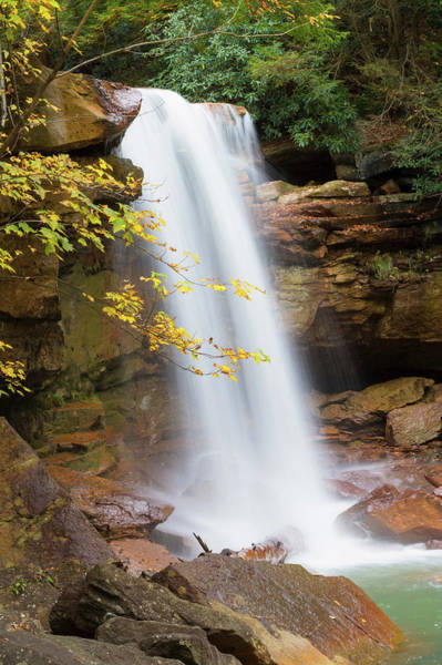 Blackwater Wall Art - Photograph - Usa, West Virginia, Canaan Valley by Christopher Reed