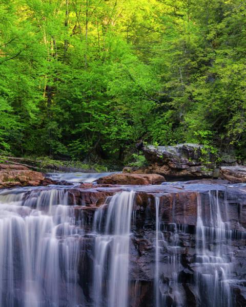 Green Jay Photograph - Usa, West Virginia, Davis, Blackwater by Jaynes Gallery