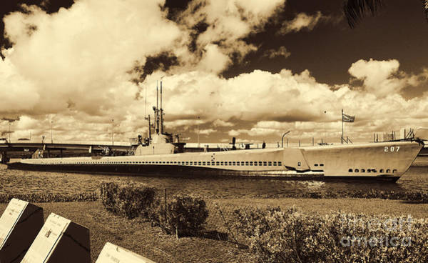 Uss Bowfin Photograph - Uss Bowfin Ss287 by Tommy Anderson