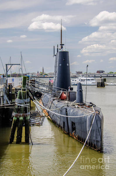 Photograph - Uss Clamagore by Dale Powell