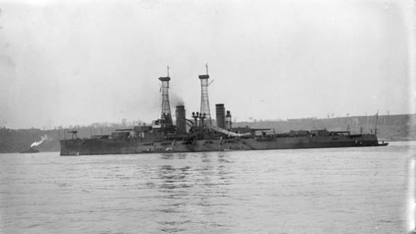 Photograph - Uss Michigan, C1910 by Granger