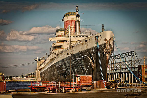 Wall Art - Photograph - Uss United States by Stacey Granger