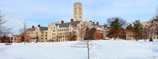 Mac Photograph - Ut Panorama In Winter  by Jack Schultz