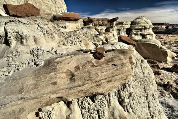 Photograph - Utah Erosion by Adam Jewell