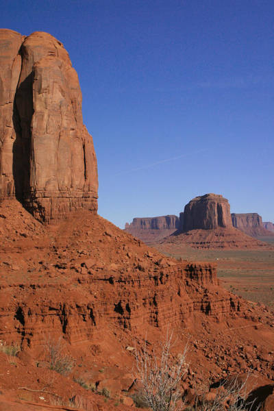 Photograph - Utah Scenery by Diane Bohna