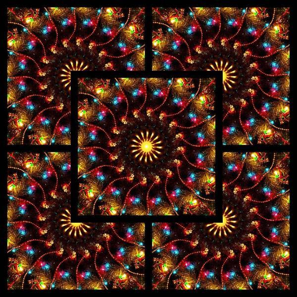 Digital Art - Uttapta Zukti Page by Derek Gedney