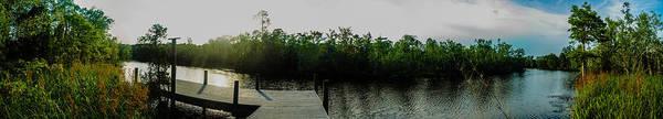 University Of West Florida Photograph - Uwf Panorama by Jon Cody