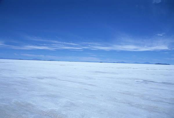 Wall Art - Photograph - Uyuni Salt Flats by Cristina Pedrazzini/science Photo Library