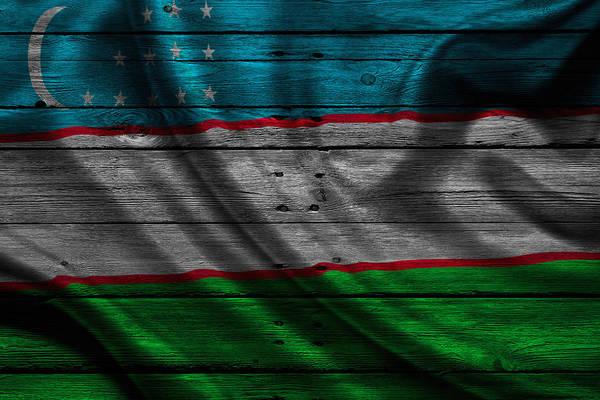 Wall Art - Photograph - Uzbekistan by Joe Hamilton