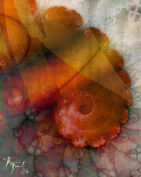 Digital Art - V-06 by Dennis Brady