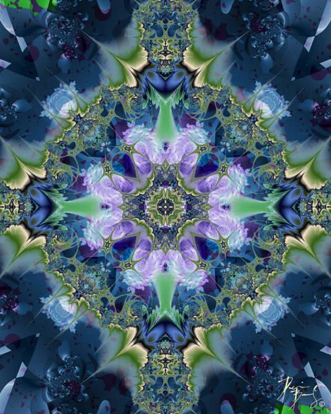 Digital Art - V-30 by Dennis Brady