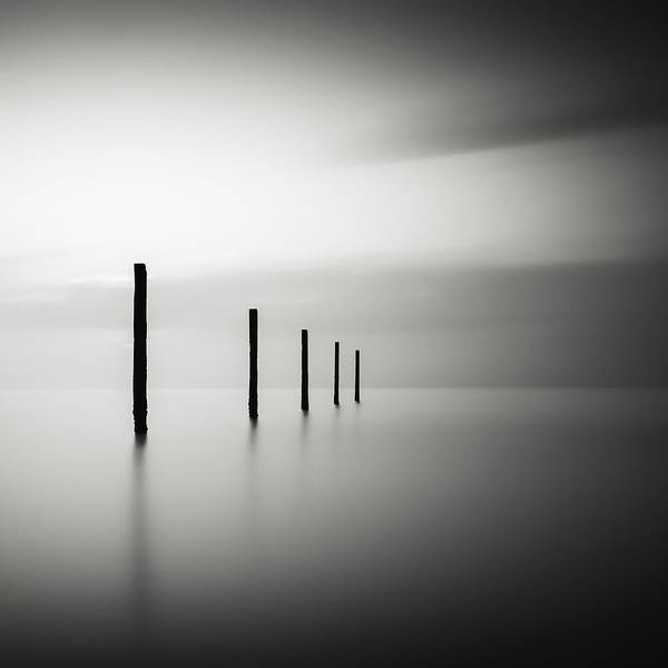 Silky Wall Art - Photograph - V by Christophe Staelens