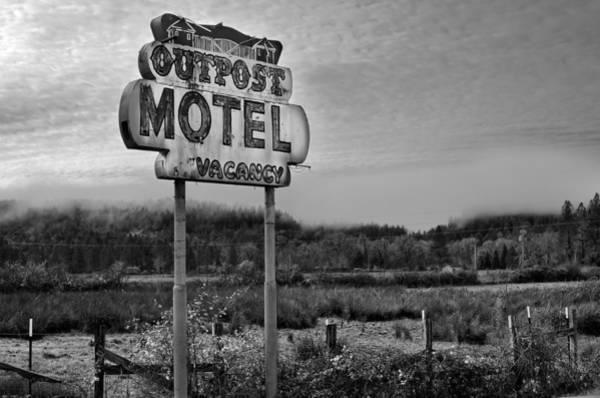 Photograph - Vacancy by Jon Exley