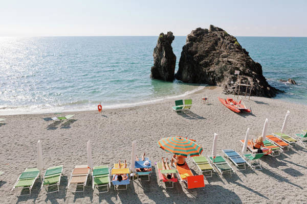 Beach Holiday Photograph - Vacation Italy by M Swiet Productions