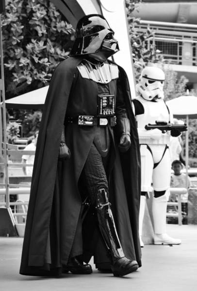 Wall Art - Photograph - Vader IIi by Ricky Barnard