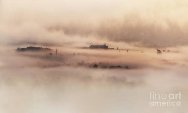 Outdoor Wall Art - Photograph - Val D'orca Morning Impression by Jaroslaw Blaminsky