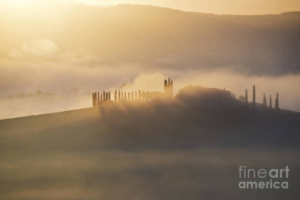 Outdoor Wall Art - Photograph - Val D'orcia Impressions by Jaroslaw Blaminsky