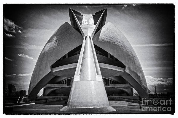 Pyrography - Valencia-16 by Mauro Celotti