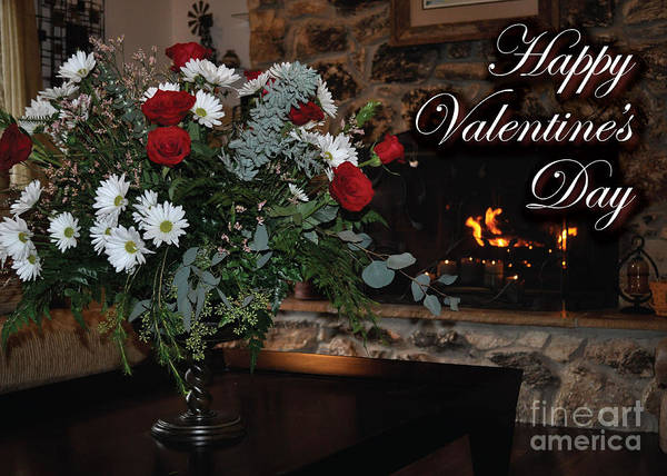 Photograph - Valentine's Day Bouquet by Cheryl McClure
