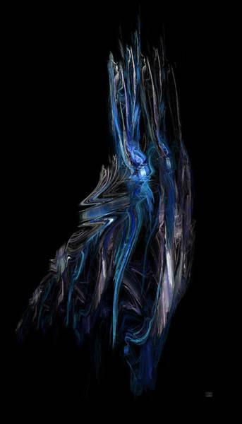 Digital Art - Valentino by Menega Sabidussi