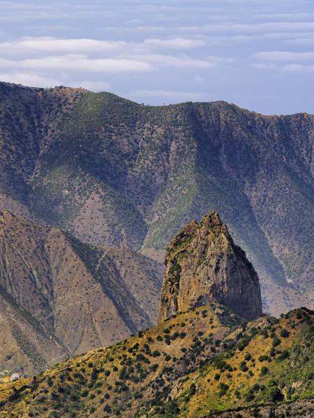 La Gomera Wall Art - Photograph - Vallehermoso On Gomera by Karol Kozlowski
