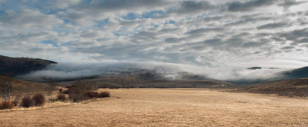 Photograph - Valley Clouds by Fran Riley