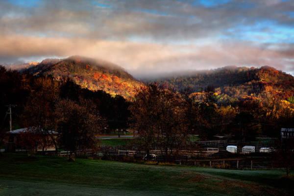 Photograph - Valley Oaks Sunrise by Al  Mueller