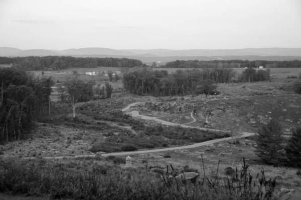 Photograph - Valley Of Death 02347 by Guy Whiteley