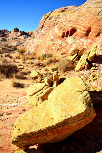 Photograph - Valley Of Fire 143 by Ray Mathis