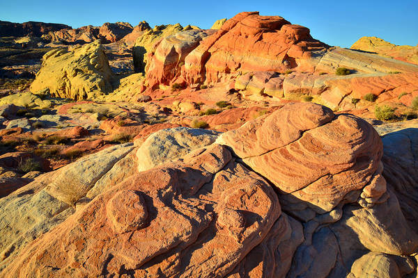 Photograph - Valley Of Fire 33 by Ray Mathis