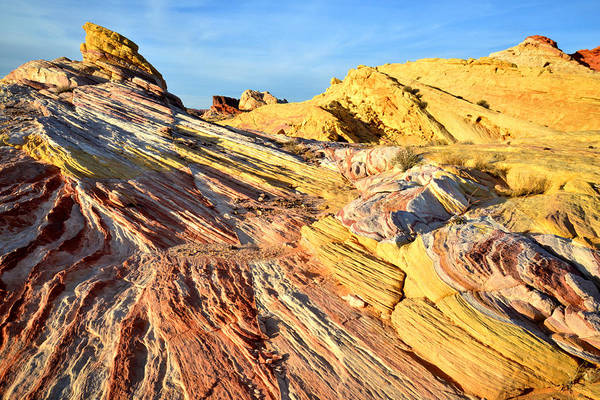 Photograph - Valley Of Fire 4 by Ray Mathis