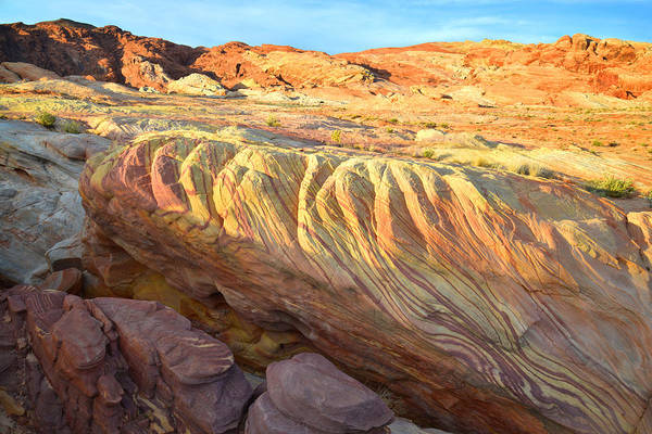 Photograph - Valley Of Fire 53 by Ray Mathis